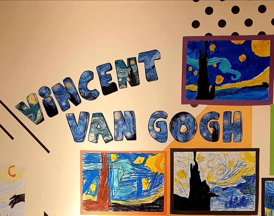 Vincent Van Gogh Sergisi